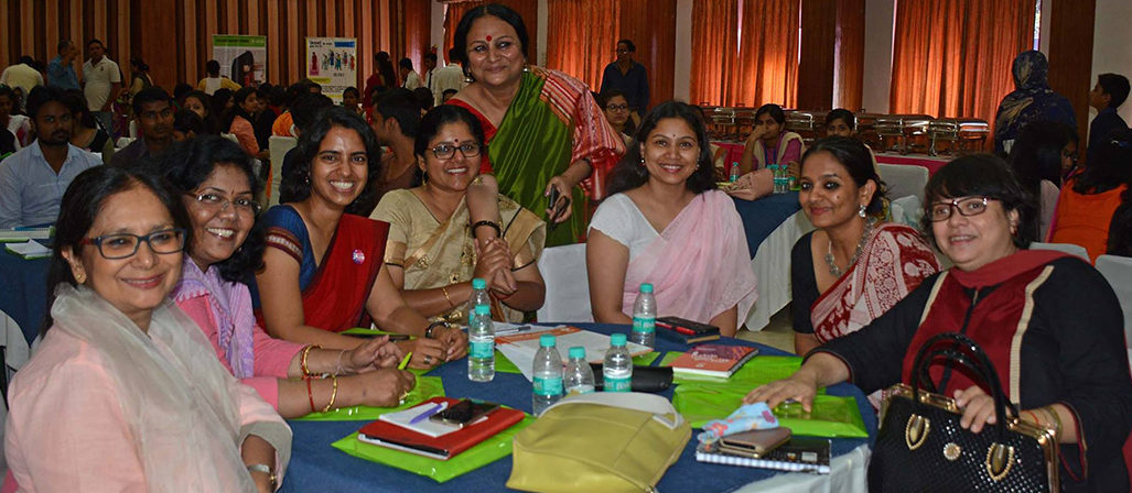 SAWM India-Oxfam conference in Patna, July 2017