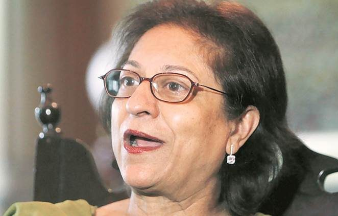 Asma Jahangir, Pakistan rights icon and feisty fighter at the barricades, dies