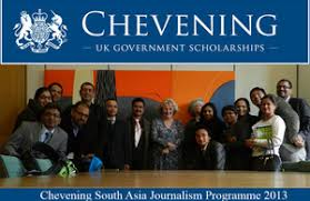 Chevening South Asia Journalism fellowships now open