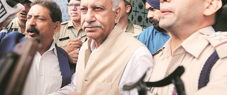 Court agrees to hear MJ Akbar's case on Oct 31