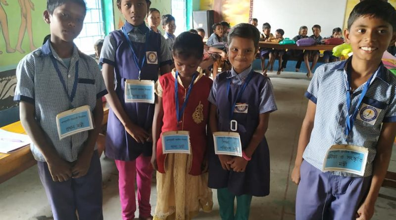 Bengal school adopts noble initiative for all-round