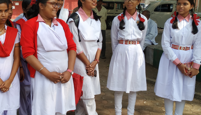 Kanyashree empowers girls in rural Bengal