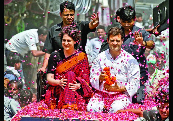 Time is right for Priyanka entry into politics, but her image is yet to be built