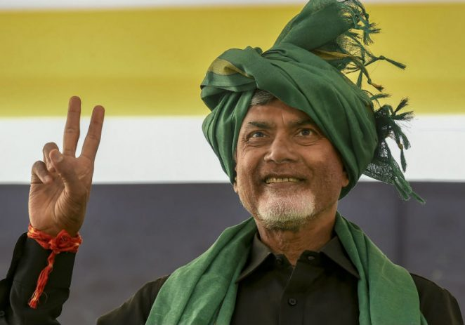 'Nothing Wrong in it': Chandrababu Naidu On Post-Poll Alliance With Jagan Reddy
