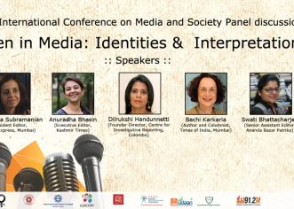 Y-FACTOR International Conference on Media and Society Panel discussion on Women in Media: Identities &  Interpretations :: BITM auditorium , 8th March -12 noon)
