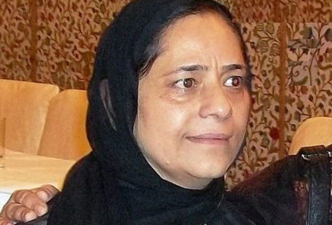 Women of Kashmir want to exist: Anjum Zamarud Habib