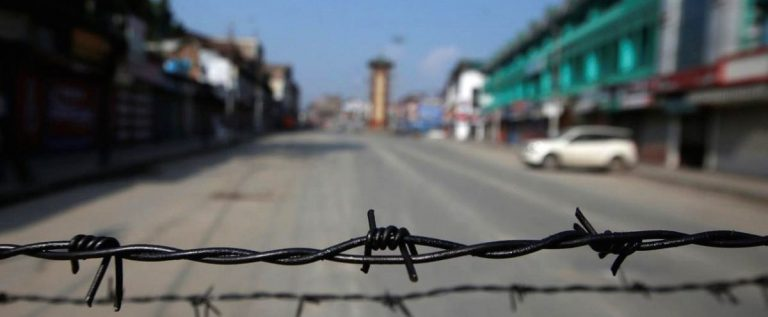 The Voice from Valley of Conflict – Kashmir
