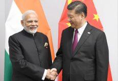 Forward-Backward Dilemma: Shadow of 370 on Modi-Xi Meet