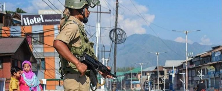 What the Last Month Has Looked Like for the Media in Kashmir