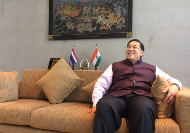 We don't interfere in 'internal affairs' of our friendly countries: Thai Ambassador on modification of Article 370