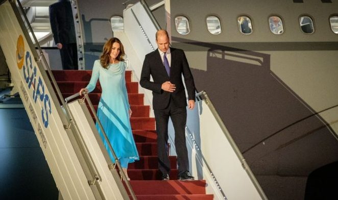 William-Kate's Pakistan visit hardly matters to Modi but India will follow it closely