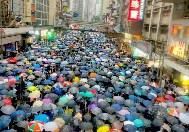 Why the Youth Have Been Protesting in Hong Kong for Years
