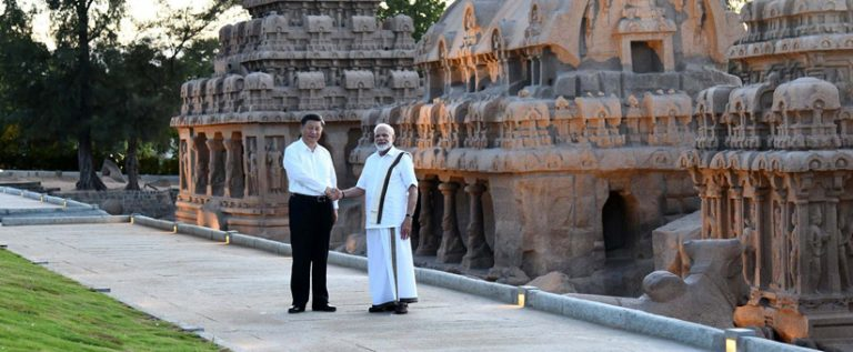 Modi-Xi's dialogues by the sea: Managing a difficult relationship
