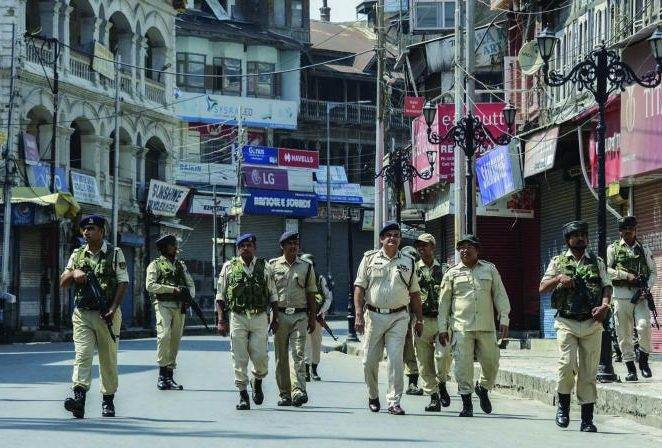 Govt plans to take foreign envoys to J&K
