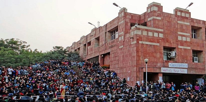 What ails India's premier liberal arts university?