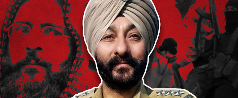 Davinder Singh embodies the dark, dirty underbelly of Kashmir's security apparatus
