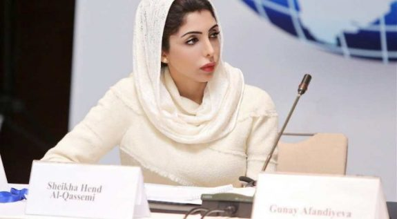 Indians in UAE need not fear any backlash, India's secularism important: Princess Hend Al Qassemi