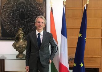 COVID-19 has no borders, international cooperation key: French envoy