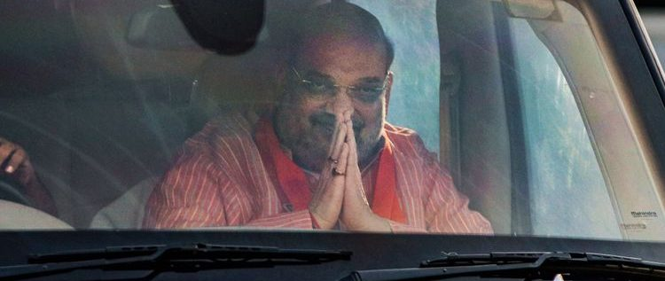 The importance of being Amit Shah