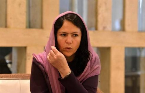 Nobel nomination is recognition for Afghan women fighting to be heard: Fawzia Koofi