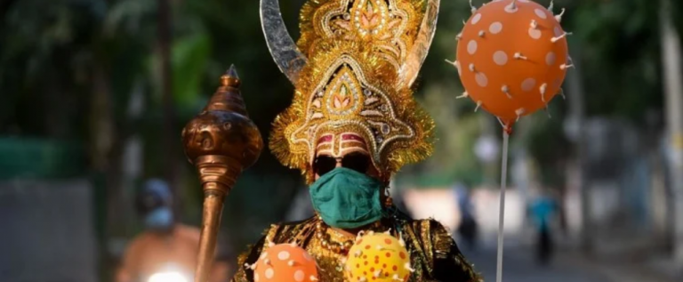Choose your effi-ji: The A-Z of real-time Ravanas to be burned this Dussehra