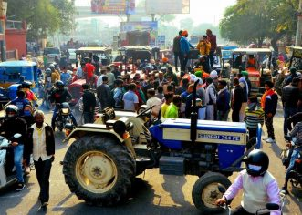 Farmers protest: Great Indian democracy in action
