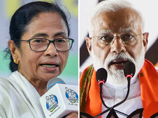 BJP is testing its own achievements in West Bengal elections